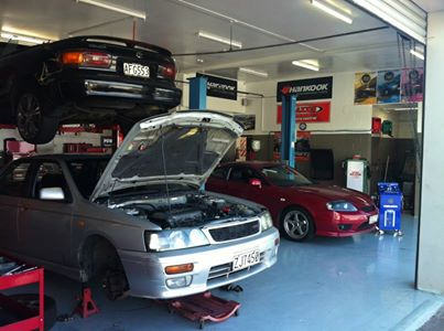 Motors | clearview st heliers workshop